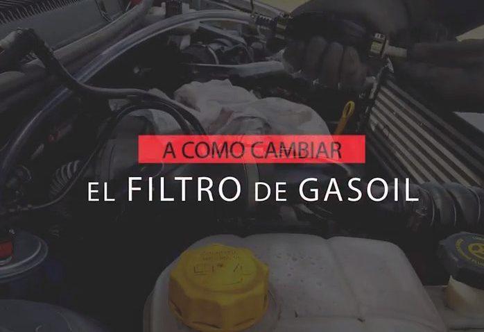 Cómo cambiar el filtro de combustible como un profesional