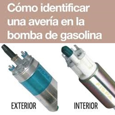 como saber si esta averíada la bomba de gasolina