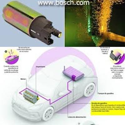 cambiar bomba de gasolina taller