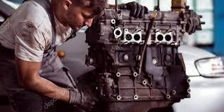 Cómo reparar un motor de gasolina