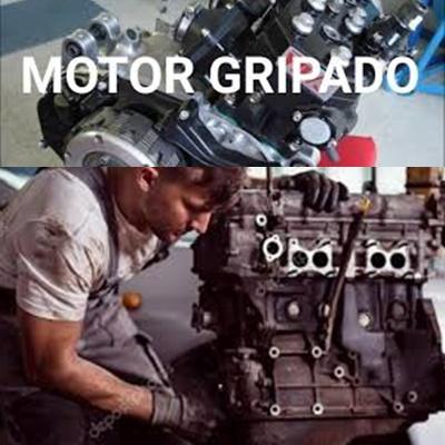 motor gripado